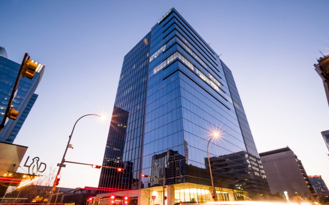INTERCONTINENTAL REAL ESTATE CORP. PICKS UP 5TH+COLORADO