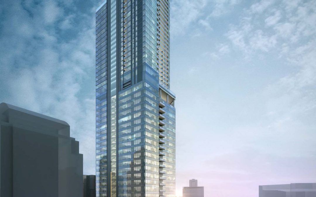 AUSTIN'S TALLEST TOWER PLANNED FOR WEST SIXTH AND GUADALUPE