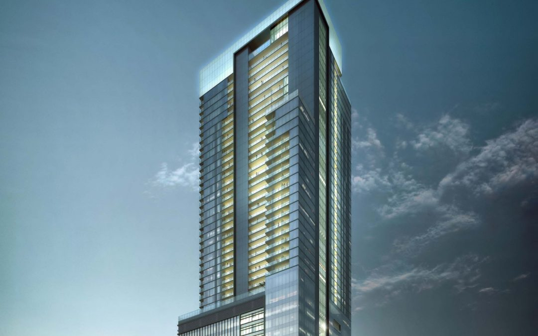 CHANGING AUSTIN'S SKYLINE: NEW LPC HIGH-RISE PLANNED TO REACH MORE THAN 60 STORIES